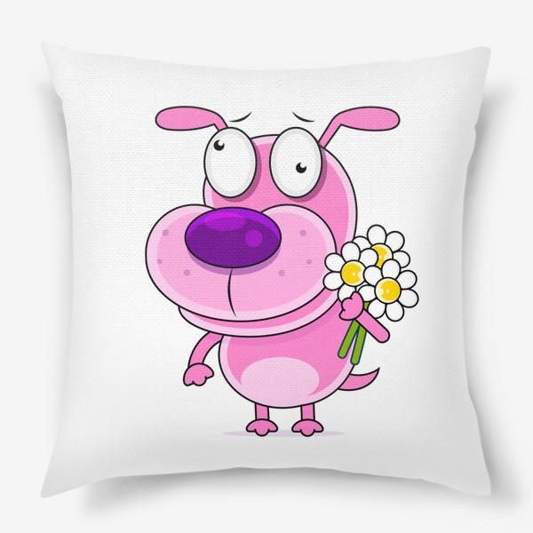 Подушка «Собачка»