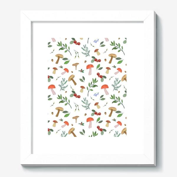 Картина «Лесные подарки»