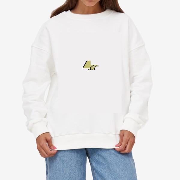Свитшот «Leo/Лев»