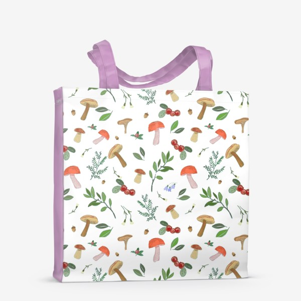 Сумка-шоппер «Лесные подарки»