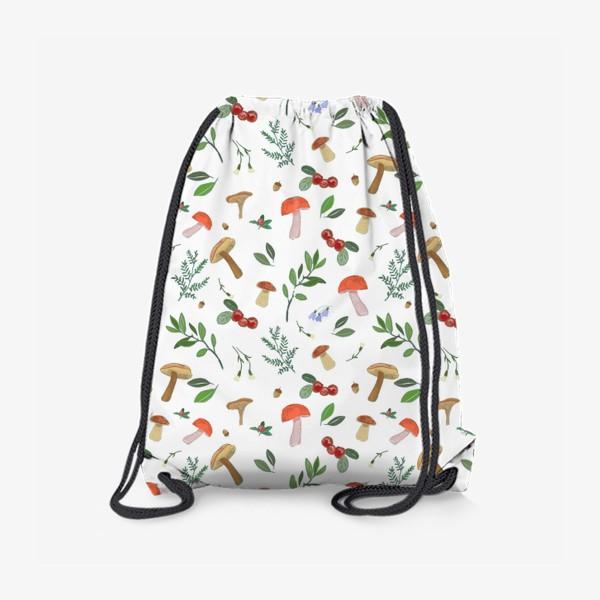 Рюкзак «Лесные подарки»