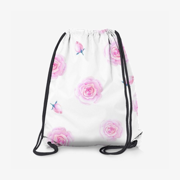 Рюкзак «Нежные розочки»
