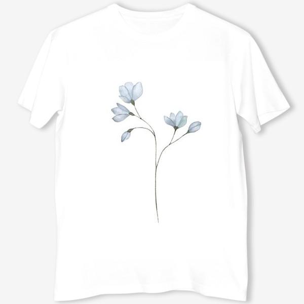 Футболка «цветочки №1»