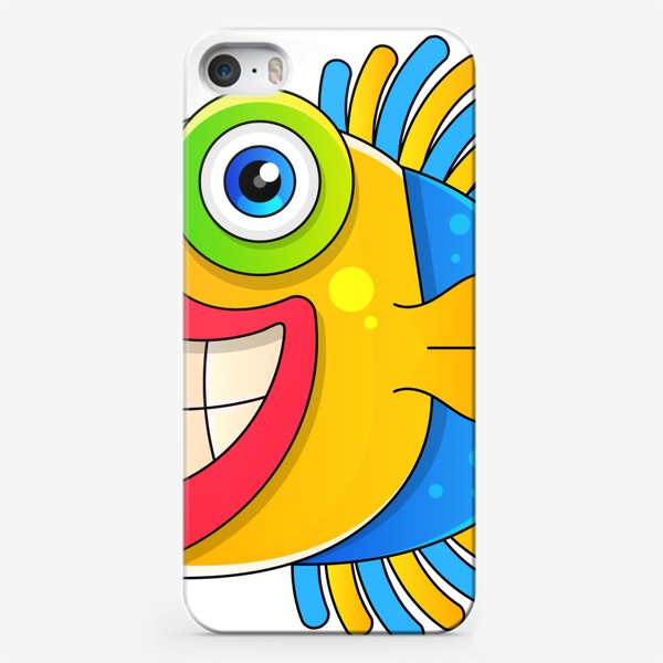 Чехол iPhone «Рыбка»