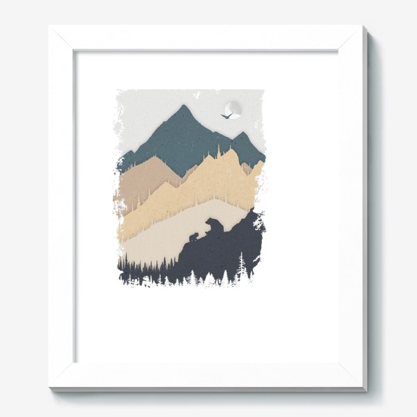 Картина «Bear In The Mountains»