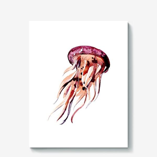 Холст «медуза»