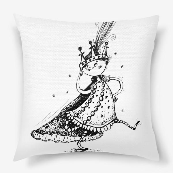 Подушка «Я Принцесса»