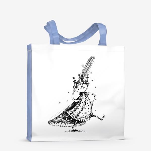 Сумка-шоппер «Я Принцесса»