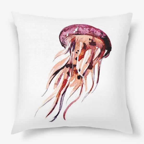 Подушка «медуза»