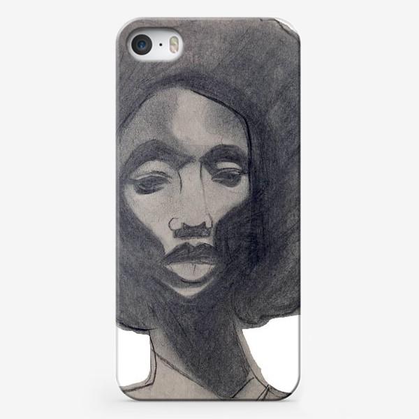 Чехол iPhone «в темноте»