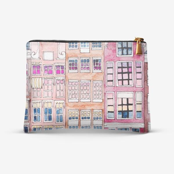 Косметичка «Голландские фасады»