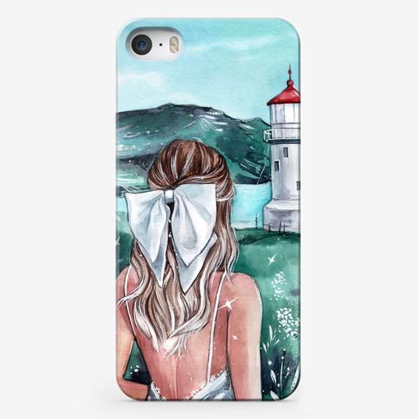 Чехол iPhone «изумрудна страна»