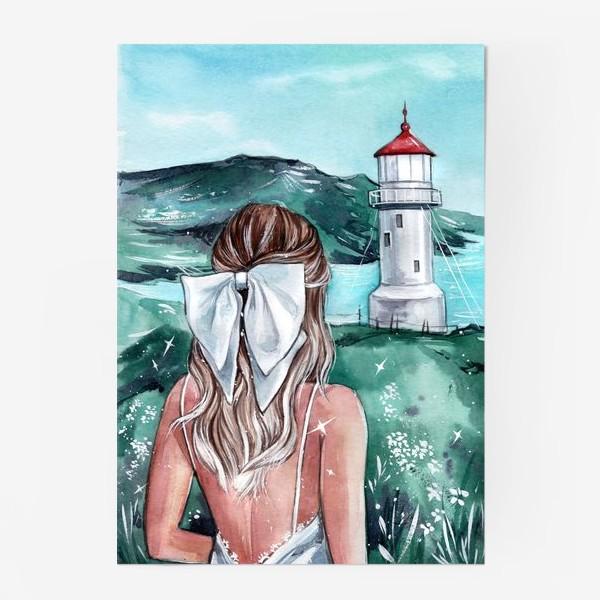 Постер «изумрудна страна»