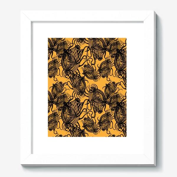 Картина «Зентагл абстракция»