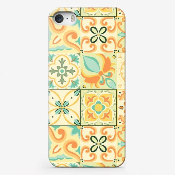 Чехол iPhone «Итальянская плитка»