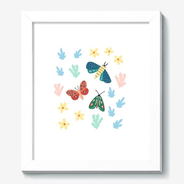 Картина «Бабочки »