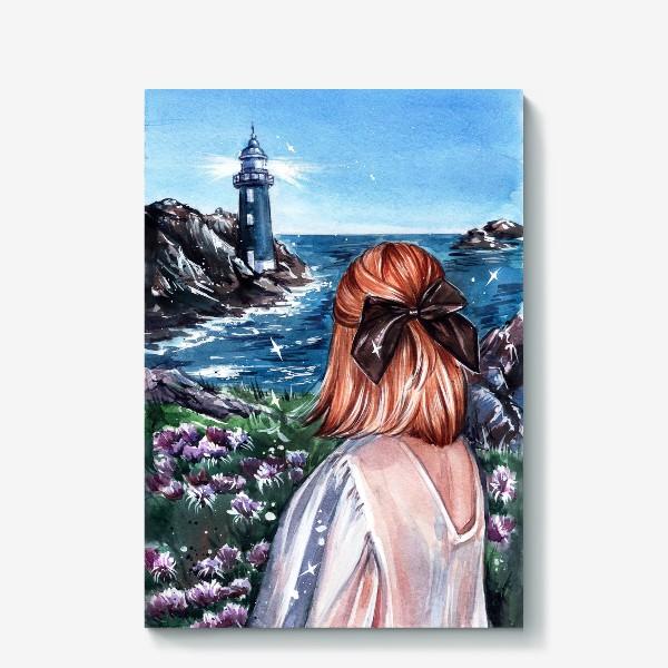 Холст «маяк»