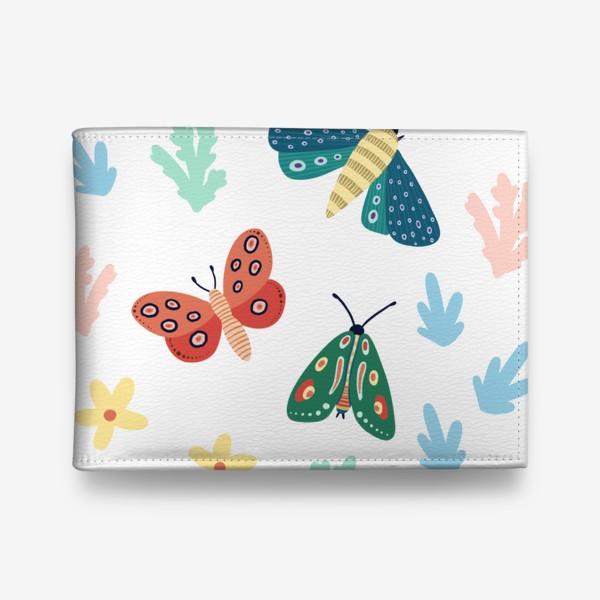 Кошелек «Бабочки »