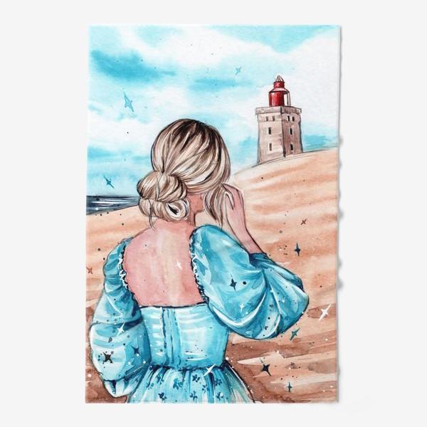 Полотенце «голубые грёзы»