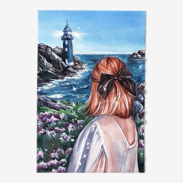 Полотенце «маяк»