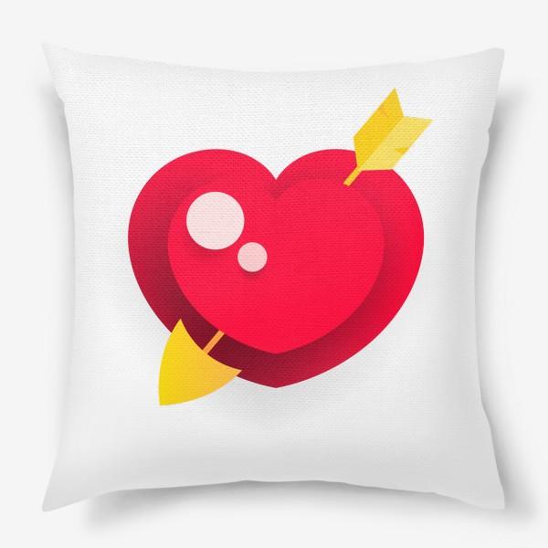 Подушка «Сердце»
