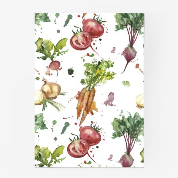 Постер «овощи»