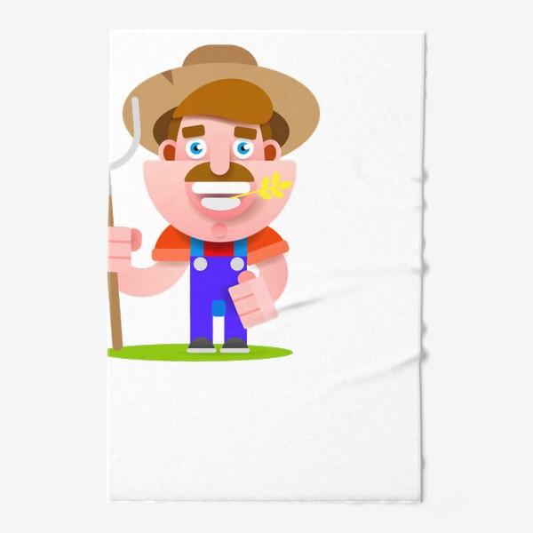Полотенце «Фермер»