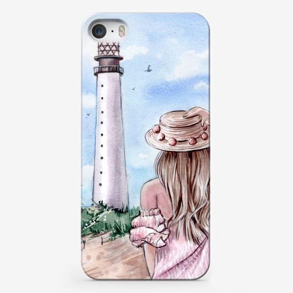 Чехол iPhone «маяк Майами»