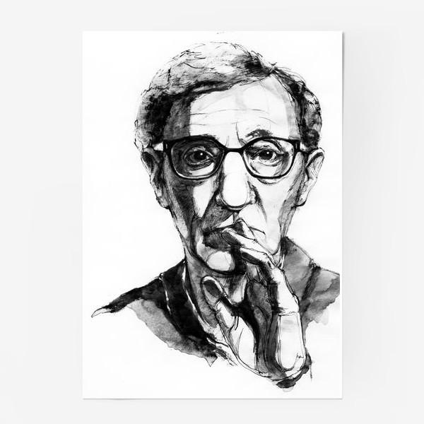 Постер «Woody Allen»