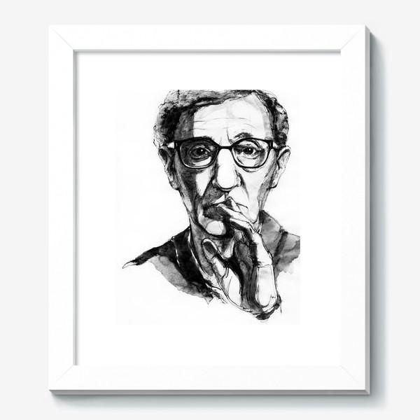 Картина «Woody Allen»