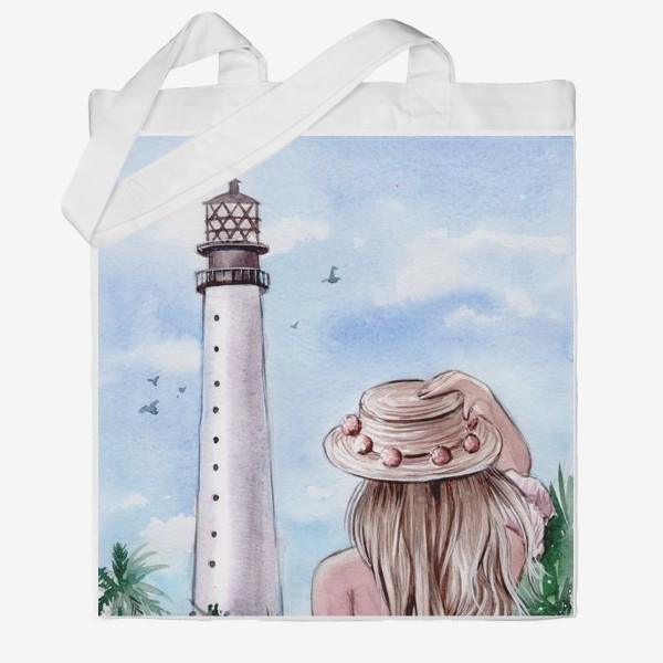 Сумка хб «маяк Майами»