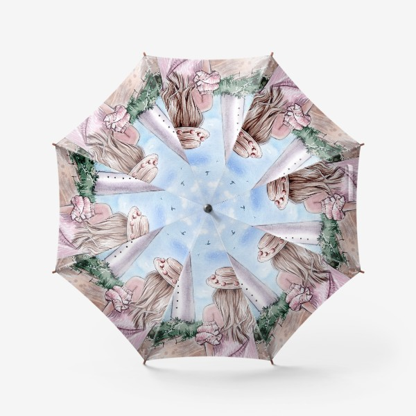 Зонт «маяк Майами»