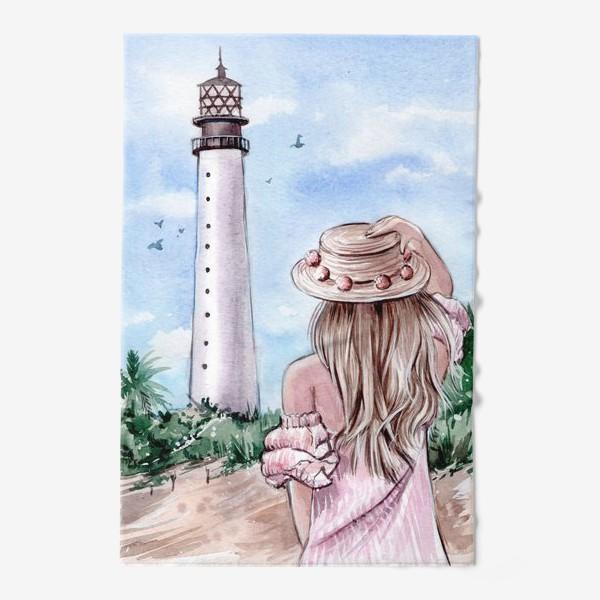 Полотенце «маяк Майами»