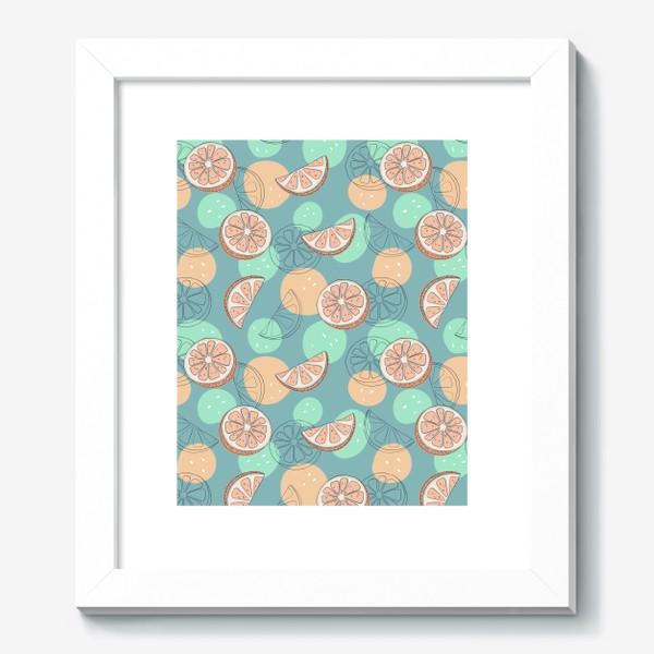 Картина «Грейпфрут»