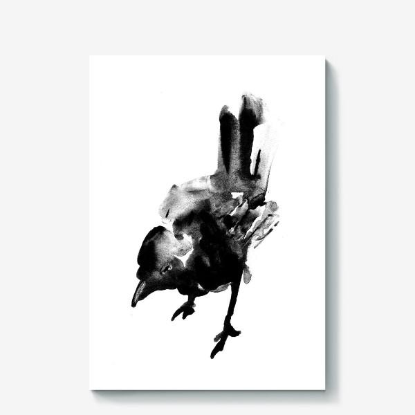 Холст «Птичка Birdy»
