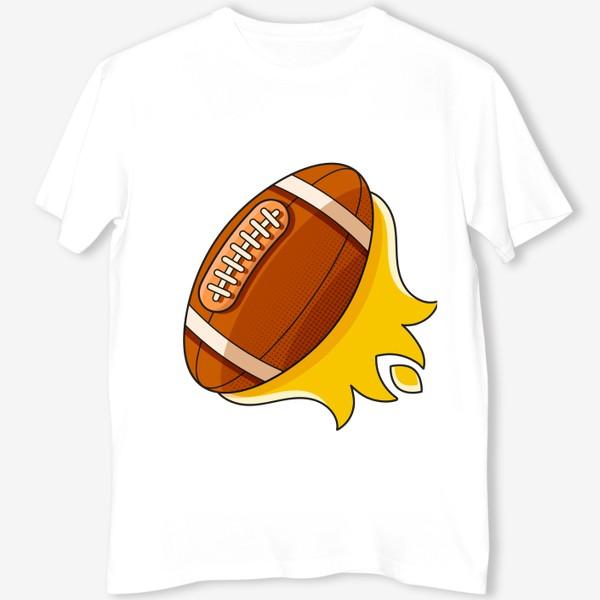 Футболка «Мяч»