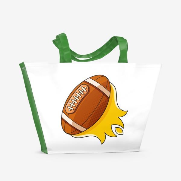 Пляжная сумка «Мяч»