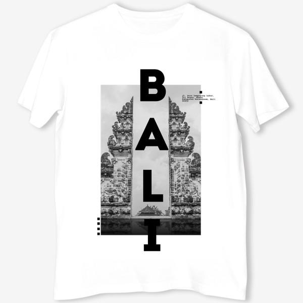 Футболка «Бали»