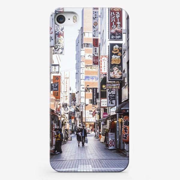 Чехол iPhone «Токио. Япония»