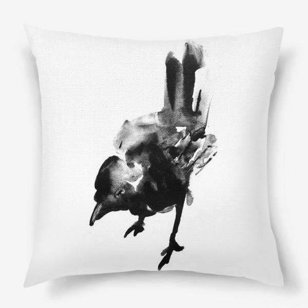 Подушка «Птичка Birdy»