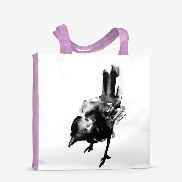 Сумка-шоппер «Птичка Birdy»
