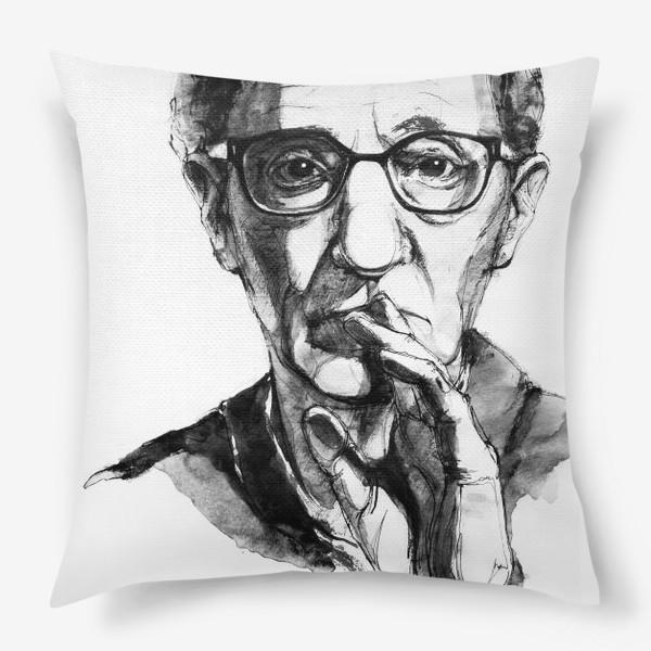 Подушка «Woody Allen»