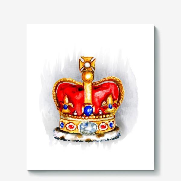 Холст «Корона»