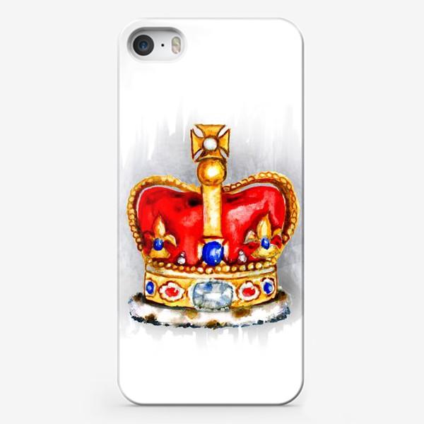 Чехол iPhone «Корона»