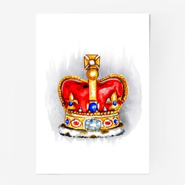 Постер «Корона»