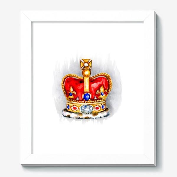 Картина «Корона»
