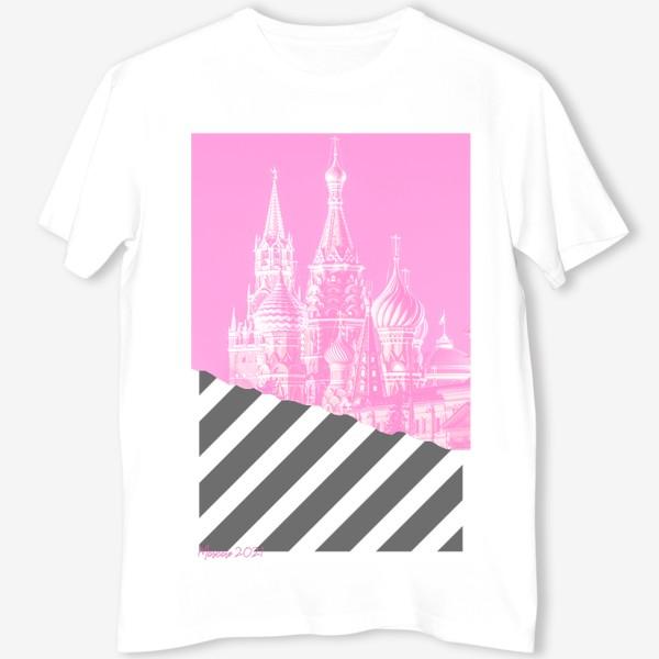 Футболка «Москва. Красная площадь»