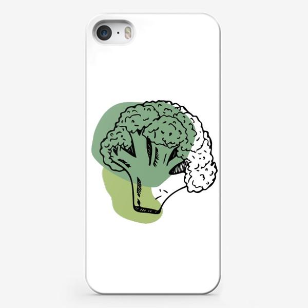 Чехол iPhone «брокколи»