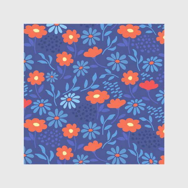Скатерть «Цветочная лужайка»