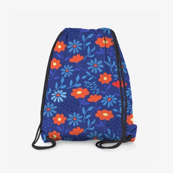 Рюкзак «Цветочная лужайка»
